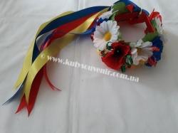 Венок украинский летний