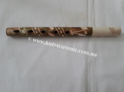 Сопилка деревянная