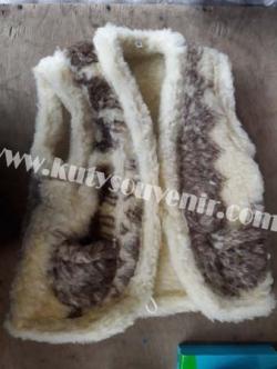 Тепла жилетка из Карпат
