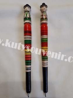 """Деревянная шариковая ручка из Карпат """"Гуцул"""""""