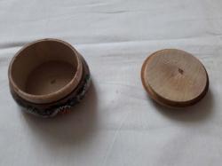 Бочка деревянная 4х7 см