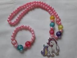 Украшения пони для девочек на шею