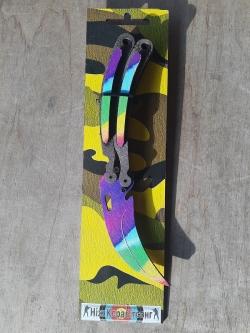 Нож Деревянный Керамбит