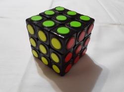 Кубик Рубика 3х3 с необычным дизайном