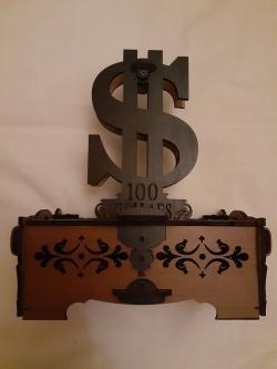 Шкатулка Доллар