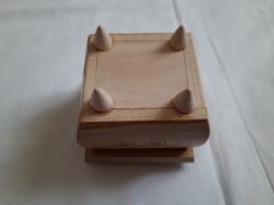 Шкатулка деревянная резьба по дереву