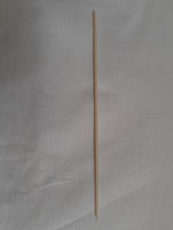 Набор бамбуковых шампуров 19 см
