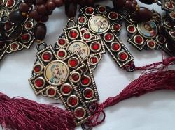 Деревянная Крест Четка В АВТО
