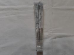 Веер ручной складной пластмассовой