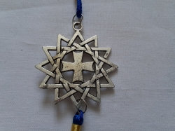 Оберег «звезда эрцгаммы» на присоске