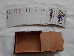 Футляр для игральных карт