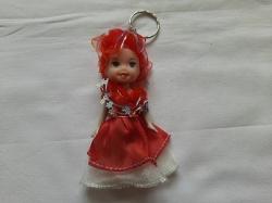 Брелок кукла ЛОЛ
