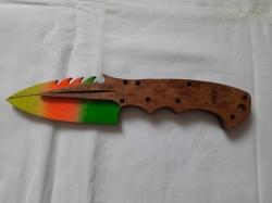 Деревянный Охотничий нож №2
