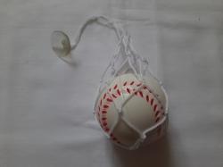 Футбольный мячик с присоской в АВТО