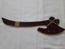 Темный сувенирной топор 17 см