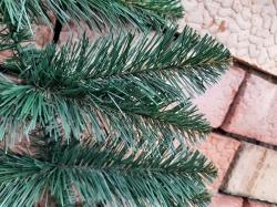 Хвойная гирлянда зеленая 3м