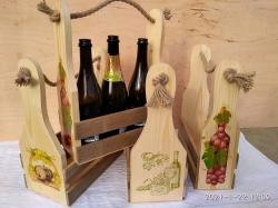 Корзины для бутылок