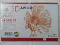 3D пазл райская птица