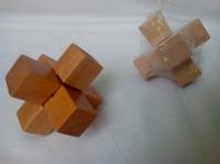 Головоломка деревянная