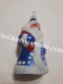 Украшения на елку дед мороз и снегурочка
