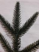 Новогодние искусственные литые ветки №1
