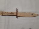 Сувенир деревянный  Нож 2