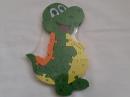 """Пазл динозавр """"Ти-Рекс"""""""