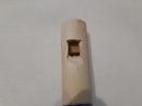 Сопилка деревянная из наклейкой