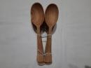 Ложка деревянная из черешни 19 см