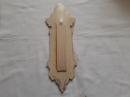Термометр деревянный 38 см