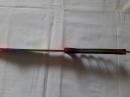 Нож-кастет сувенир деревянной 43 см