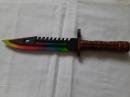 Сувенирной современные боевые ножи