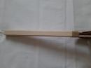Двусторонний топор сувенир деревянный 51 см
