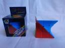 Скрученный кубик Рубика 3×3х3