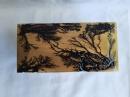 Шкатулка деревянная 16х8 см