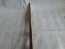 Нож сувенир деревянной 35 см