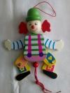 Марионетка клоун