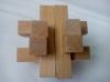 Шар в крепости деревянная головоломка