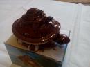 Трясущаяся Черепаха (Керамика) 10.5 см